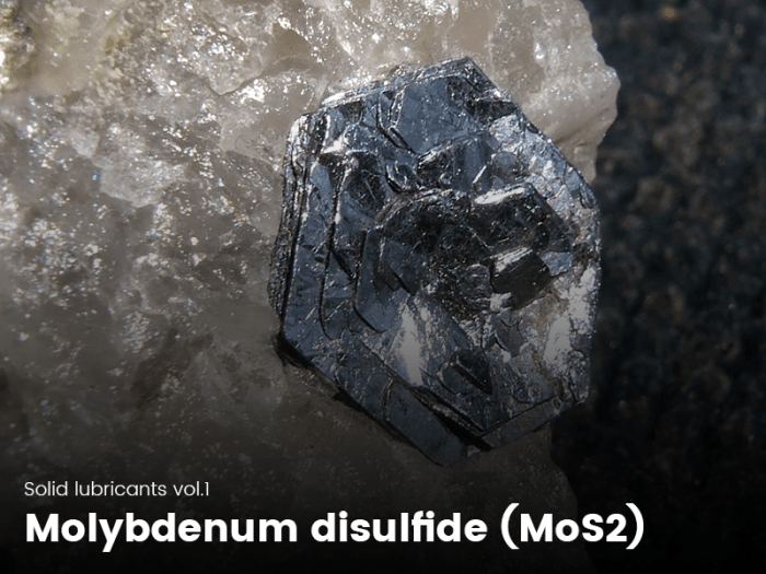 Molybdenum Solid additives article